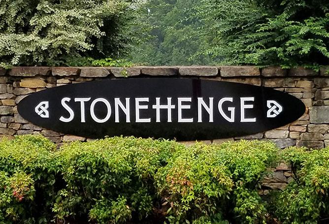 Stonehenge-after
